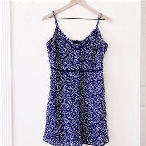 Miami francesca's collections blue summer dress